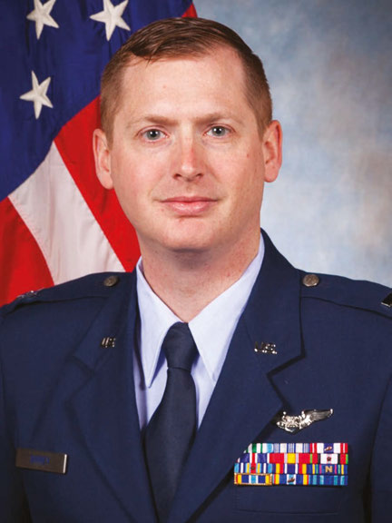 Capt Hunter Shirey