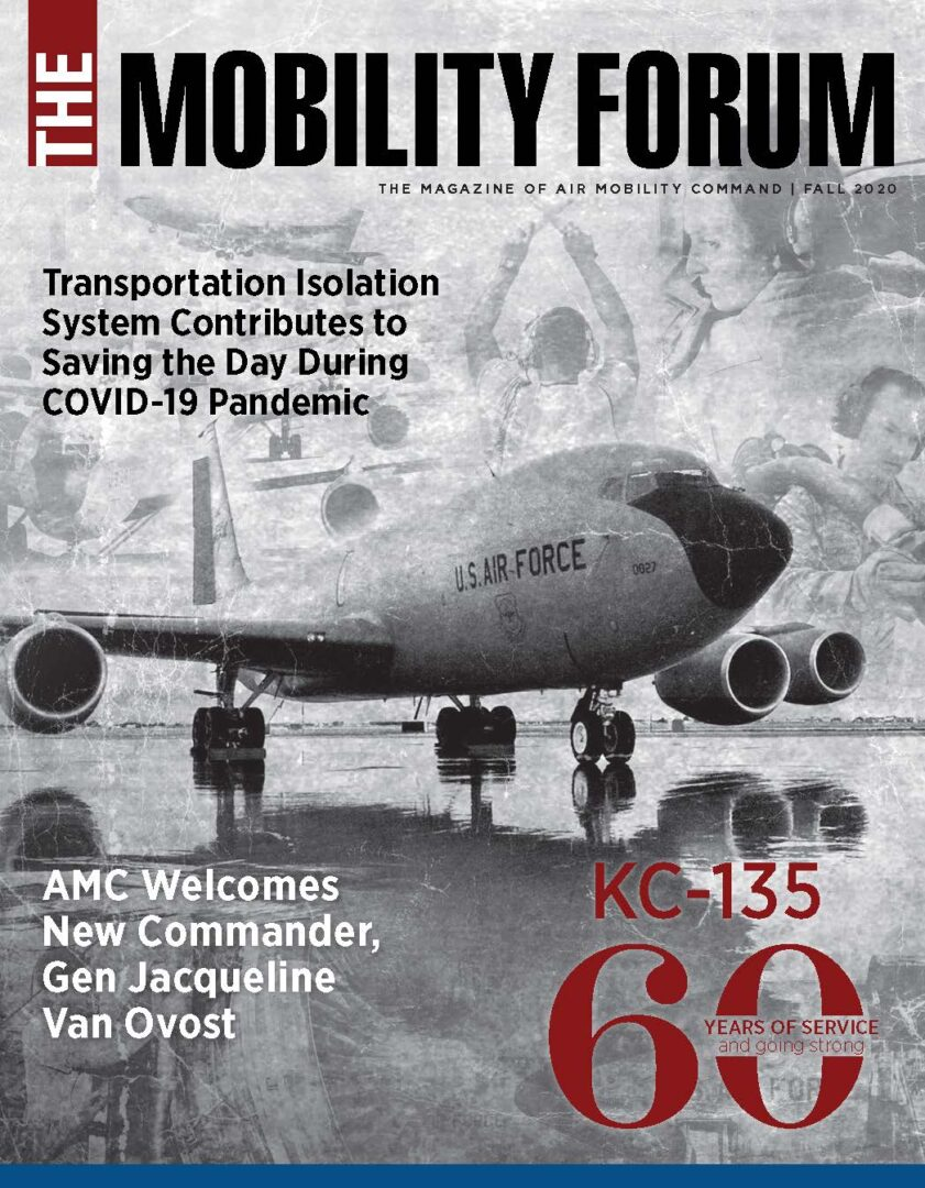 Cover of the Fall 2020 issue of The Mobility Forum