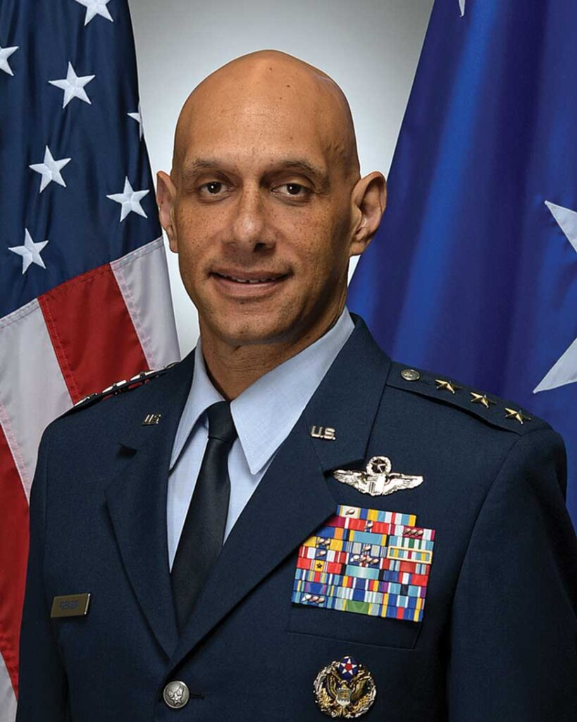 Lt Gen Brian S. Robinson