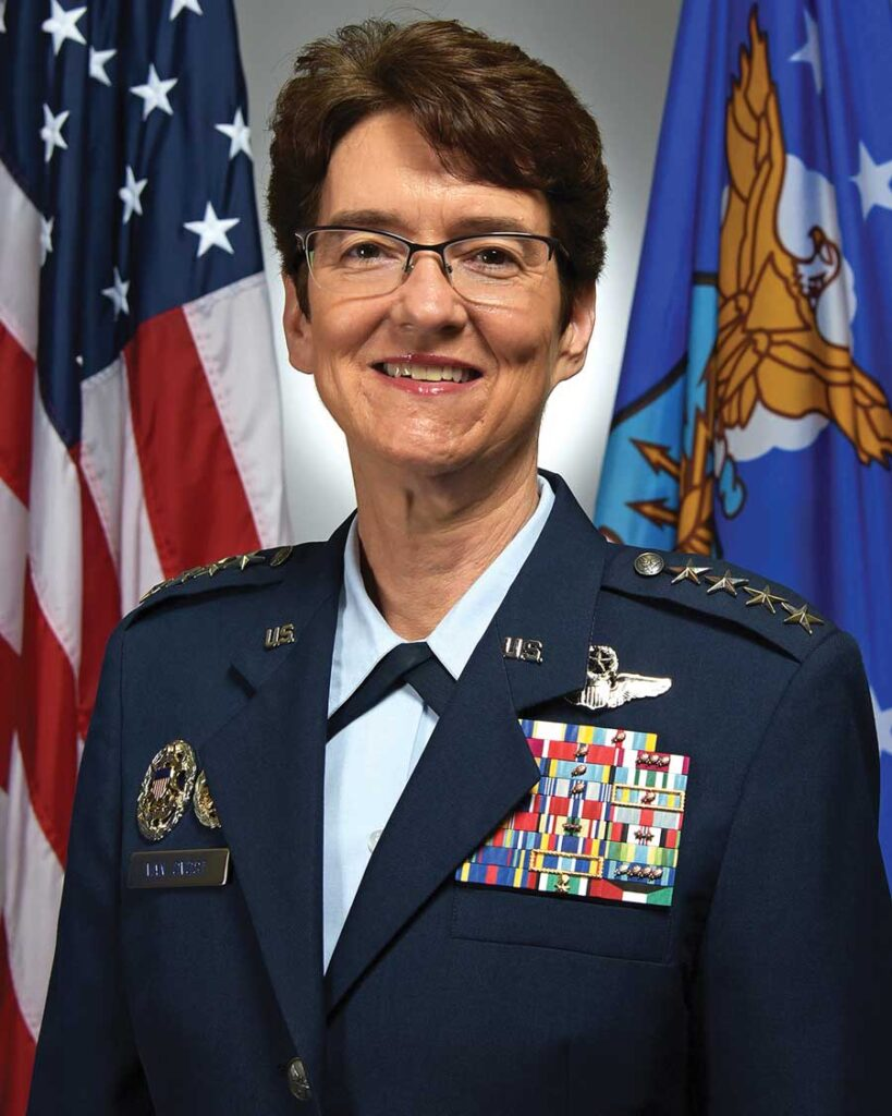 Gen Jacqueline D. Van Ovost