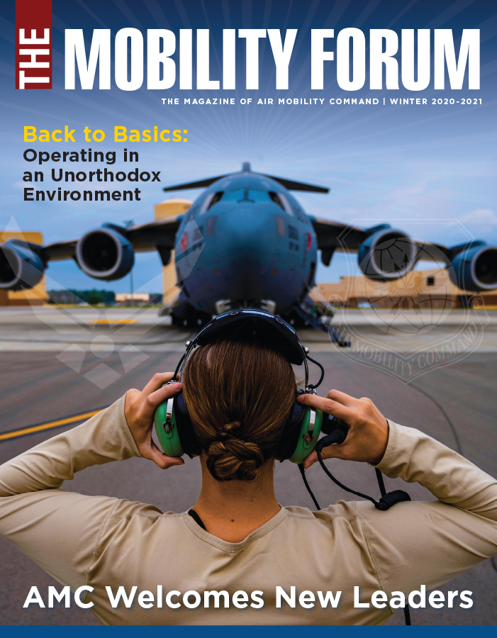 The Magazine of Air Mobility Command
